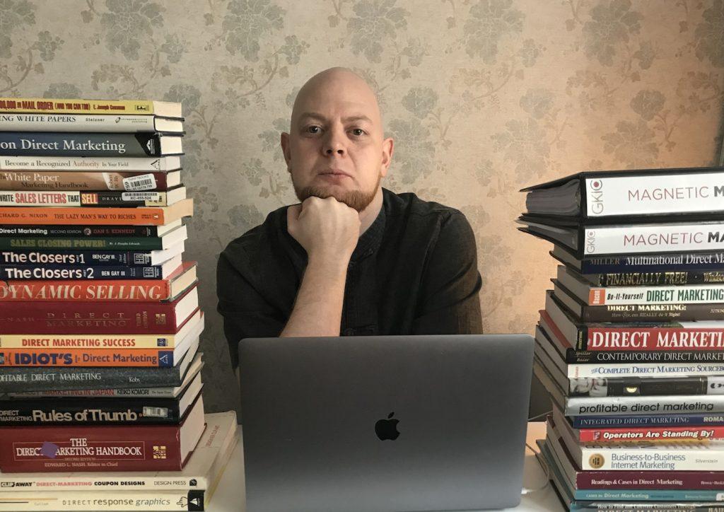 маркетолог Василий Смирнов